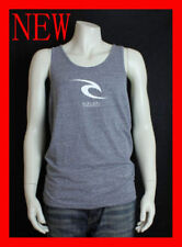 RIP CURL Cotton Sleeveless T-Shirts for Men
