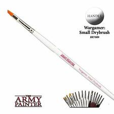 Army Painter Small Drybrush Wargamer Brush Painting Supplies TAP BR7009