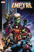 Empyre #1 (of 6) Finch Var Marvel Comics Al Ewing Preorder