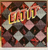 """Humble Pie~ """"Eat It"""" A&M  1973 2 Vinyl lp's /CLEAN COPY!!FREE SHIPPING"""