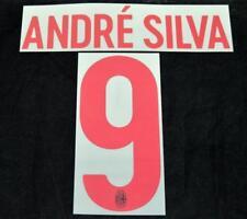 AC Milan Andre Silva 9 Football Shirt Name/Number Set Kit Away Serie a 2017/18