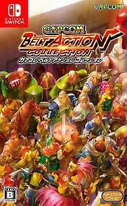 Capcom Belt Action Collection Nintendo Switch Game Asian English