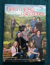 BROTHERS AND SISTERS – SEASON 4 – DVD- R-ALL- NEW-FREE POST IN AUSTRALIA