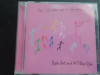 JOE  STRUMMER  and The  MESCALEROS  -  ROCK ART and the X-Ray Style ,  CD  1999