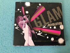 CD Glamour Rock Revolution David Bowie Roxy Music Mott The Hoople T-Rex Iggy Pop