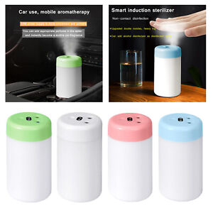 Mini Humidifier Quiet Home Office Rechargeable Compact Humidifiers Travel