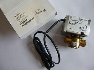 Siemens MVE22.15/180 Zonenventil Durchgangsventil DN 1/2 Neu OVP