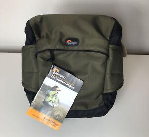 Lowepro Field Station Waist Pack/Camera/Binocular bag/Birding - Brand New w/tags