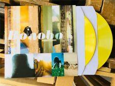 Bonobo Animal Magic Ltd 2LP Yellow Vinyl 2019 Tru Thoughts TRULP007X
