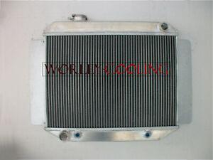3 Row Radiator Ute Van statesman HQ HJ HX Torana 253 308 V8 AT CUSTOM For Holden