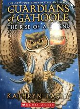 Guardians Of Ga'hoole The Rise Of A Legend - Paperback by Kathryn Lasky