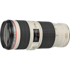 New Canon EF 70-200mm f/4 L IS USM Lens