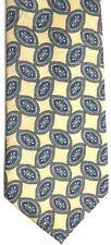 "Editions by Van Heusen Men's Polyester Tie 55.5"" X 3.75"" Multi-Color Geometric"