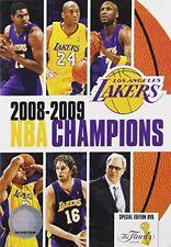 2008-2009 NBA Champions: Los Angeles Lakers [DVD] NEW!