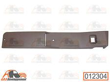 BANDEAU marron NEUF (DOOR PANEL) pour porte ARRIERE DROITE de Citroen 2CV  12304