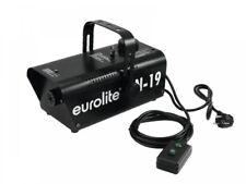 EUROLITE N-19 Nebelmaschine schwarz