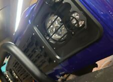 LAND Rover Defender In Acciaio Inox Griglia Radiatore Anteriore in Nero-DA2356B