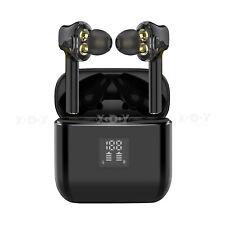Wireless Bluetooth TWS Earphone Earbuds Sports Headsets In-Ear Stereo Headphones