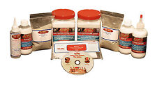 Hot Wire Foam Factory Coatings Starter Kit - Craft Glue and Protective Hard Coat