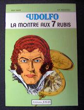 Udolfo : La Montre aux 7 Rubis - EO Jonas - Eddy Paape, Duchâteau - SIGNE