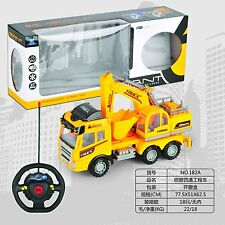 Big-Daddy Super Cool Series Remote control Construction Truck W/ Friction Lever