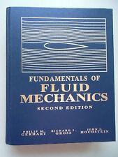 Fundamentals of Fluid Mechanics 2. Edition 1992