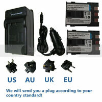 NB-2LH NB-2L Battery or charger for Canon Rebel XT XTi EOS 350D PowerShot S30