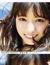 "Nogizaka46 Nanase Nishino 2nd Photo Book ""Kaze wo Kigaete"" with 1 Post Card *"