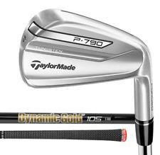 NEW TaylorMade P790 #3-PW, AW Iron Set / Steel Dynamic Gold 105 ONYX Stiff Flex