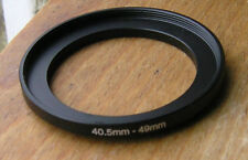 40.5mm to 49mm filter step up  ring used