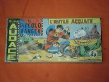 PICCOLO RANGER 6°SERIE N°50 DEL 1966- STRISCIA -COLLANA AUDACE -araldo +timbro