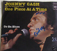 "7"" 1979 RARE LEGENDS! JOHNNY CASH : One Piece At A Time"