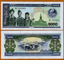 Lao / Laos, 1000 Kip, 2003, Pick 32, UNC > 3 Women
