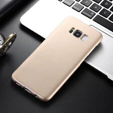 Slim Protective Hard Back PC Case Cover For Samsung Galaxy S8 Plus S6 S7 Edge