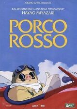Dvd PORCO ROSSO - (1992) HAYAO MIYAZAKI ......NUOVO