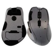 Skinomi Brushed Aluminum Gaming Mouse Skin Full Body Cover for Logitech G700