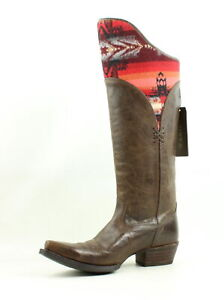 Ariat Womens Caldera Leather Cowboy, Western Fashion Knee Boots