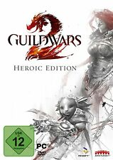 PC juego de ordenador *** Guild Wars 2 heroic Edition *** neu*new*55