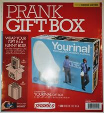 Prank Gift Box Yourinal Portable/Eco-Friendly Urinal