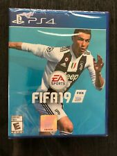 FIFA 19 for PS4 Sony PlayStation 4 Brand New and Factory Sealed Free Shipping