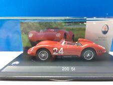 Maserati 200 SI 1957 #24 Leo Models 1:43