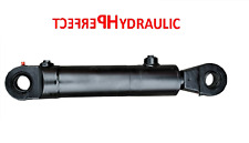 Hydraulic Cylinder Double Acting 4022 200 Stroke 3 Tons Eyes 25 Mm Actuator