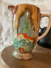 More details for clarice cliff jug. free postage