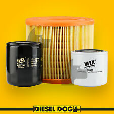 Air Oil Fuel Filter Service Kit - Holden Rodeo RA - Diesel Dog 60023