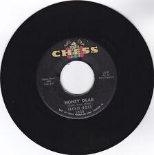 JACKIE ROSS-CHESS 1938 NORTHERN SOUL 45RPM HONEY DEAR VG++