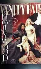 Vanity Fair 3/18: Annual Hollywood issue with biggest stars! 2001, MINIONS, Me2