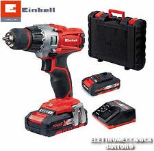 Einhell 4513830 Te-cd 18/2 Li Black Grey Red Pistol Grip Drill Lithium-ion
