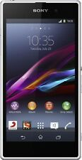 Sony Xperia Z1 2/16GB White (c) + 6 Months Seller Warranty