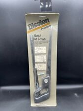 Disston Premium Nest Of Saws Model 102 Compass Blade Keyhole Plastic Metal Wood