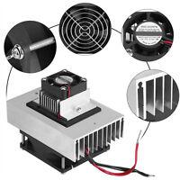 XH-X200 12V 60W Fridge/Refrigeration Cooling System DIY Kit Mini Air Conditioner